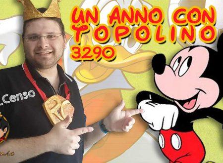 @Re_Censo #195 Un anno con TOPOLINO | 3290