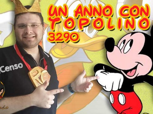 @Re_Censo #195 Un anno con TOPOLINO | 3290
