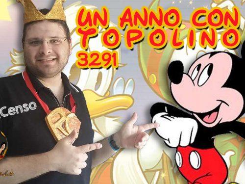 @Re_Censo #197 Un anno con TOPOLINO | 3291