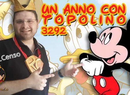 @Re_Censo #198 Un anno con TOPOLINO | 3292