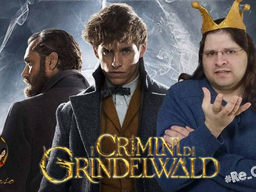 @Re_Censo #188 Animali Fantastici i Crimini di Grindelwald