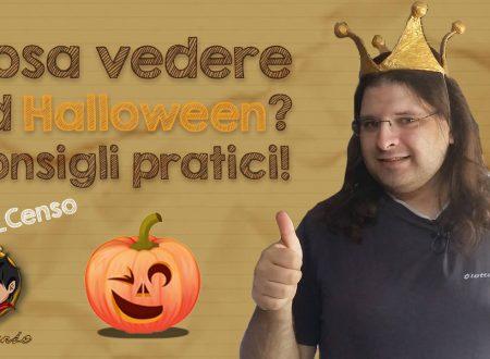 @Re_Censo #180 Cosa vedere ad Halloween? Consigli pratici! 2018