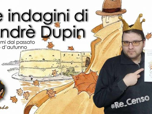 @Re_Censo #205 Le indagini di Andrè Dupin vol. 1