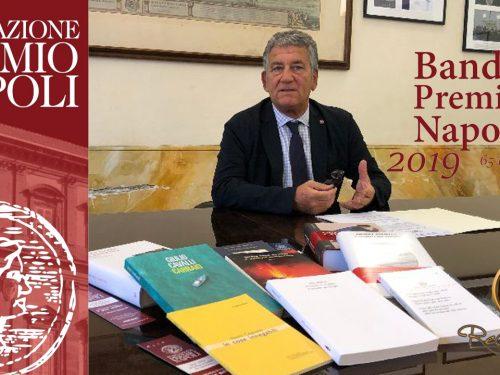 Premio Napoli 2019: annunciati i nomi dei finalisti