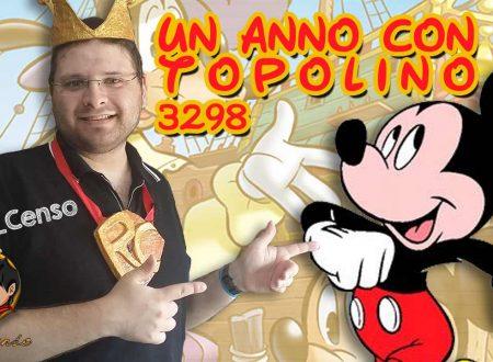 @Re_Censo #210 Un anno con TOPOLINO | 3298