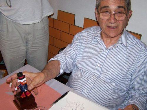 Morto Giulio Chierchini, fumettista Disney degli anni '50