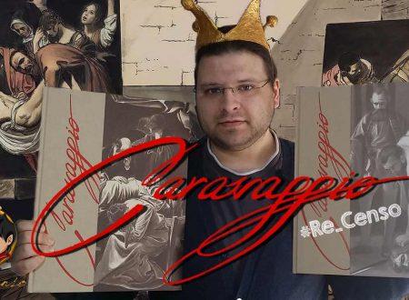 @Re_Censo #219 Il Caravaggio di Milo Manara