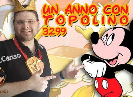 @Re_Censo #212 Un anno con TOPOLINO | 3299