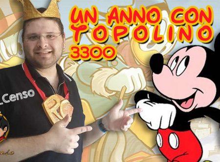@Re_Censo #214 Un anno con TOPOLINO | 3300