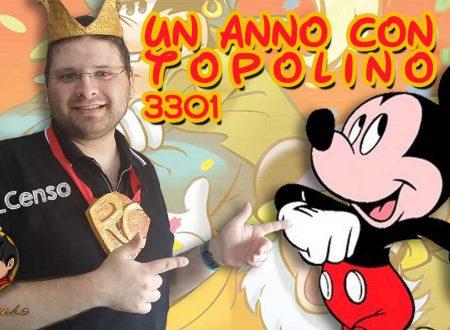 @Re_Censo #215 Un anno con TOPOLINO | 3301