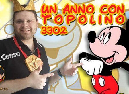 @Re_Censo #216 Un anno con TOPOLINO | 3302