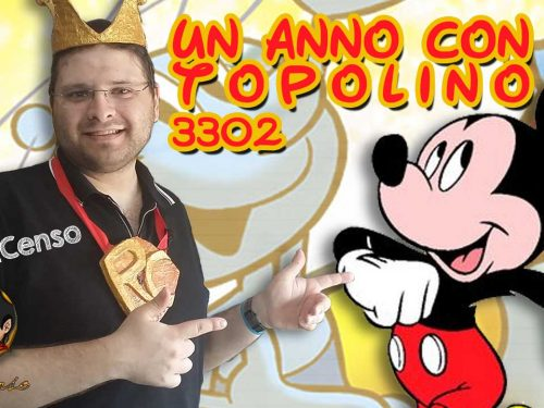 @Re_Censo #216 Un anno con TOPOLINO | 3302