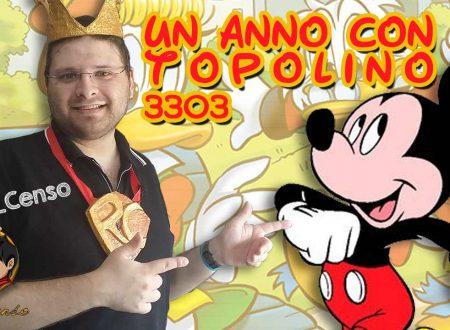 @Re_Censo #218 Un anno con TOPOLINO | 3303
