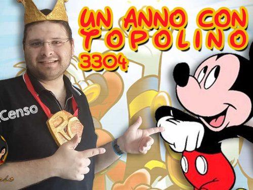 @Re_Censo #220 Un anno con TOPOLINO | 3304