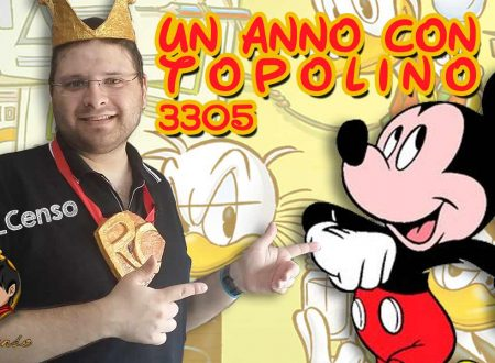 @Re_Censo #222 Un anno con TOPOLINO | 3305