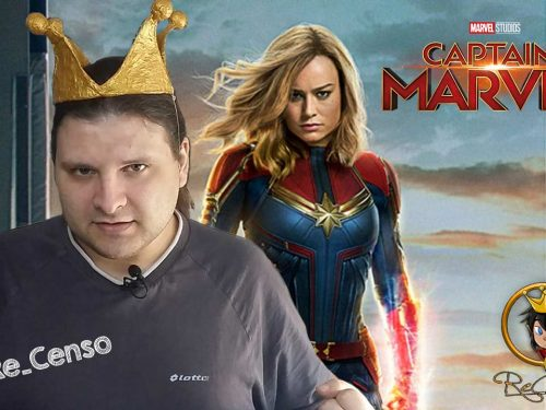 @Re_Censo #217 Captain Marvel
