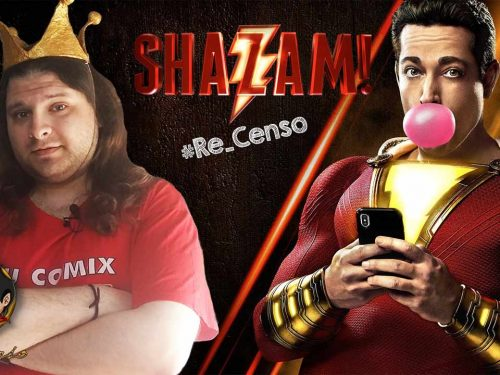 @Re_Censo #223 SHAZAM!