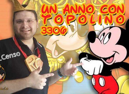 @Re_Censo #224 Un anno con TOPOLINO | 3306