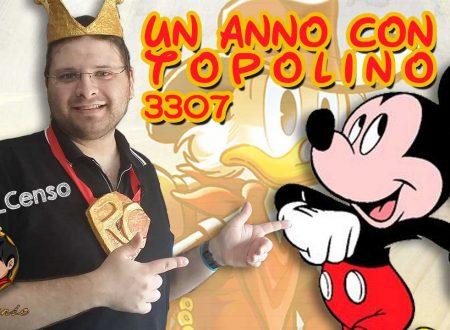 @Re_Censo #225 Un anno con TOPOLINO | 3307