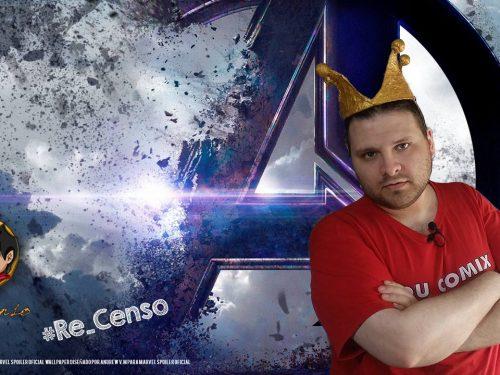 @Re_Censo #233 Avengers Endgame *con e senza SPOILER*