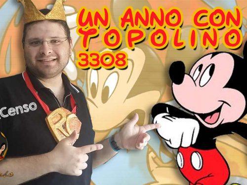 @Re_Censo #229 Un anno con TOPOLINO | 3308