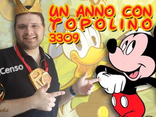 @Re_Censo #232 Un anno con TOPOLINO | 3309