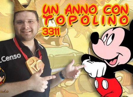 @Re_Censo #236 Un anno con TOPOLINO | 3311