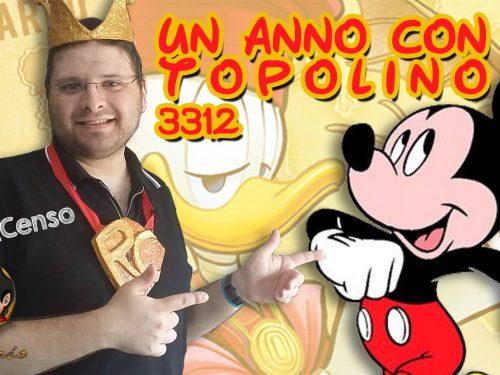 @Re_Censo #238 Un anno con TOPOLINO | 3312