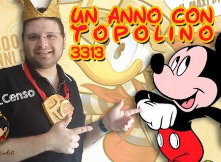 @Re_Censo #241 Un anno con TOPOLINO | 3313