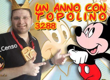 @Re_Censo #244 Un anno con TOPOLINO | 3288