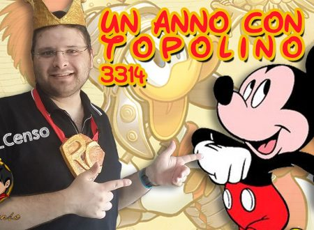 @Re_Censo #243 Un anno con TOPOLINO | 3314