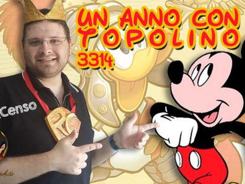 @Re_Censo #243 Un anno con TOPOLINO | 3314