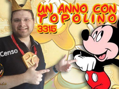 @Re_Censo #245 Un anno con TOPOLINO | 3315