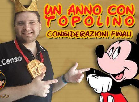 @Re_Censo #246 Un anno con TOPOLINO – Abbonarsi? Pro e Contro