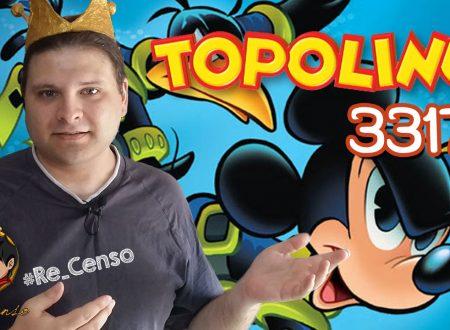 @Re_Censo #249 TOPOLINO 3317