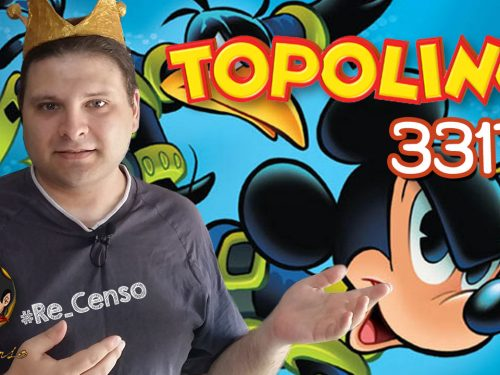 @Re_Censo #249 TOPOLINO 3317