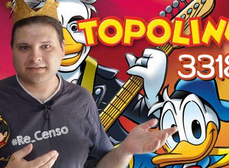 @Re_Censo #251 TOPOLINO 3318