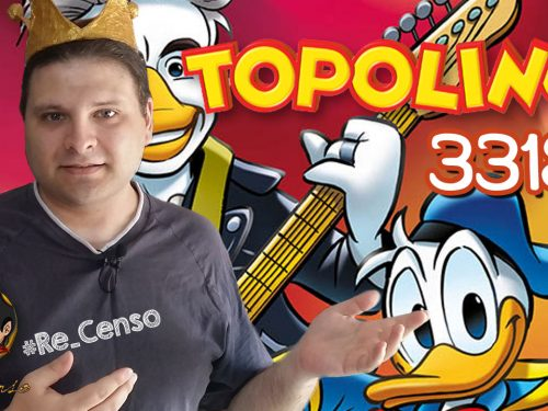 @Re_Censo #251 TOPOLINO 3318