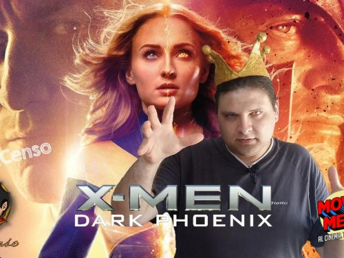 @Re_Censo #248 X-Men – Dark Phoenix | #MOVIEMENT