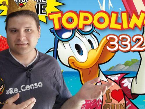 @Re_Censo #255 TOPOLINO 3320