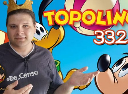 @Re_Censo #259 TOPOLINO 3322