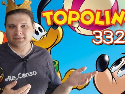 @Re_Censo #259 TOPOLINO 3322