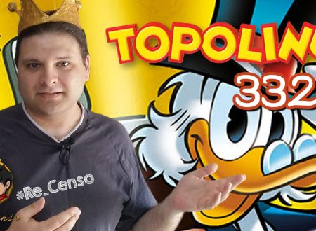 @Re_Censo #260 TOPOLINO 3323