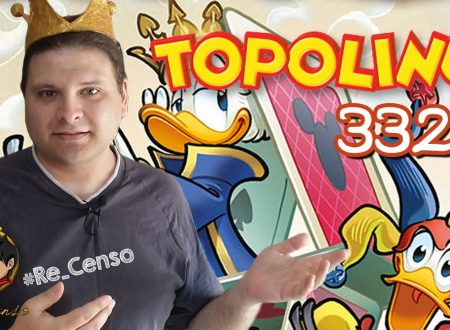 @Re_Censo #261 TOPOLINO 3324