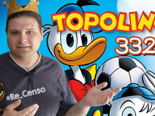 @Re_Censo #264 TOPOLINO 3327
