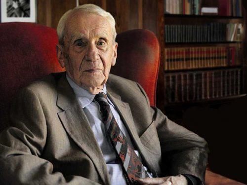 Addio a Christopher Tolkien, prosecutore delle opere di J.R.R. Tolkien