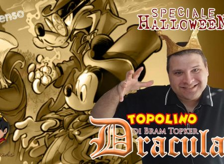 @Re_Censo #277 Dracula di Bram Topker | Topolino Limited De Luxe Edition