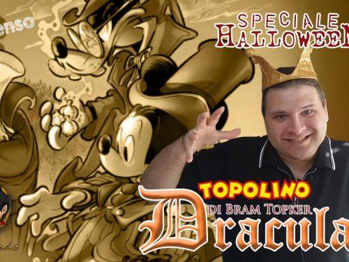 @Re_Censo #277 Dracula di Bram Topker | Topolino Limited De Luxe Edition
