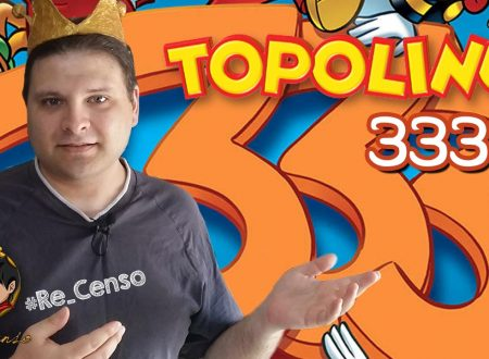 @Re_Censo #274 TOPOLINO 3333