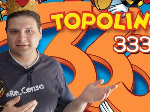@Re_Censo #274 TOPOLINO 3333